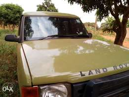 Tdi Land rover discovery