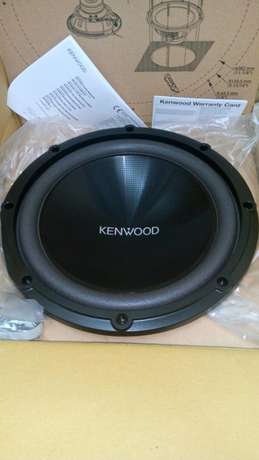 Kenwood 1200watts car subwoofer Nairobi CBD - image 1
