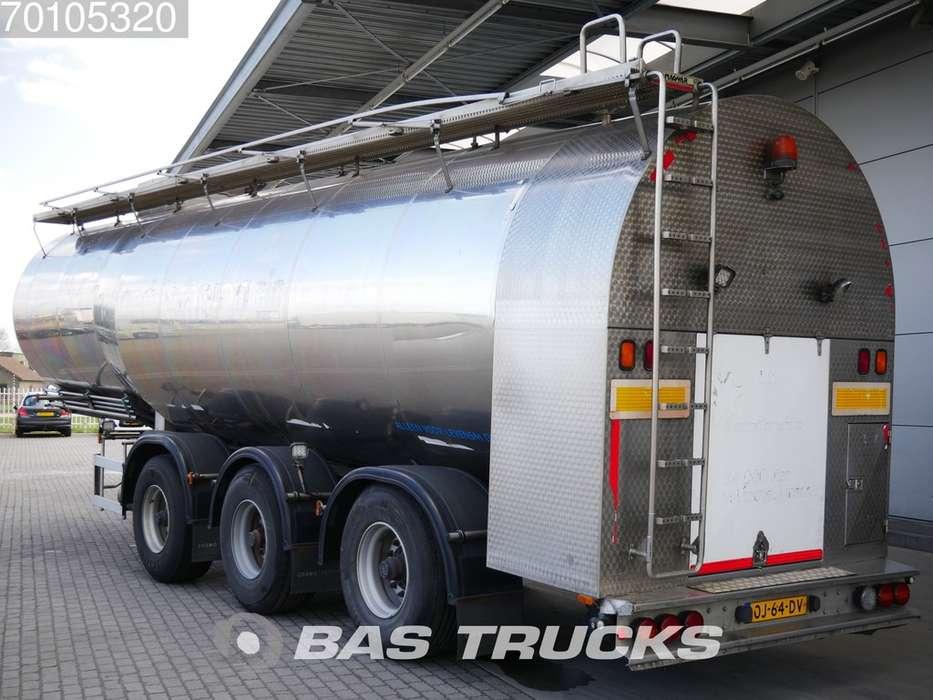 Magyar SRP3 MEB 1 34.000 Ltr / 1 / Milk Liftachse Lenkachse Pumpe - 2006