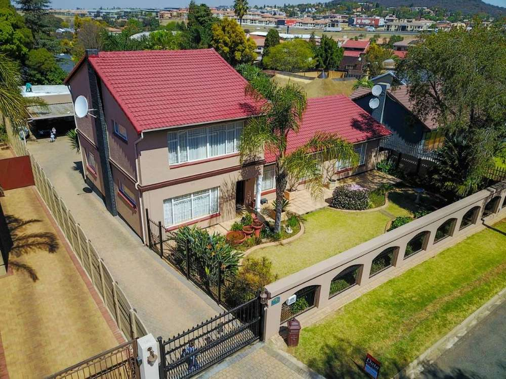 For-rent Security Estates Gauteng Listings And Prices - Waa2
