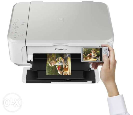 CANON PIXMA MG3650 All-In-One Wireless Inkjet Printer Ojodu - image 2