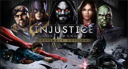 Injustice: gods Among Us Ultimate Edition PC Game