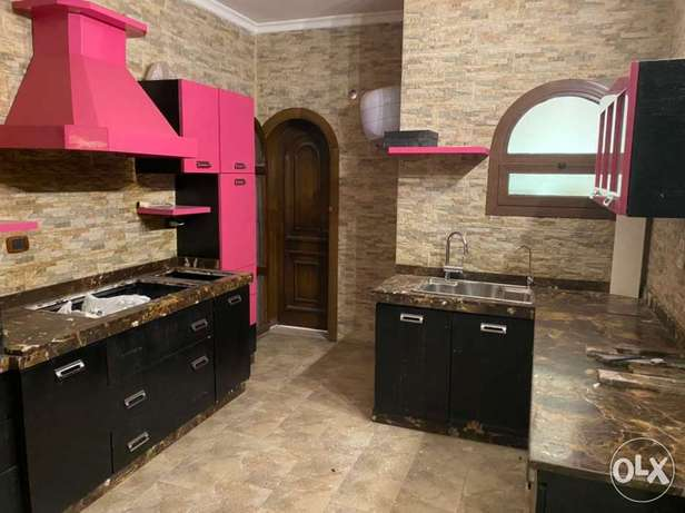 For rent Super lux finshied villa with pool in rehab مدينة الرحاب -  3
