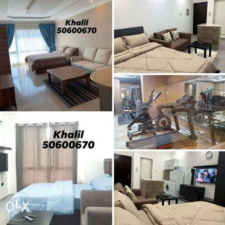 Modern Fully Furnished Studios in Salmiya & El Riggae