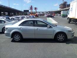 I'm selling my Baby love Car Mazda 6 2006 Automatic.