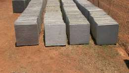 Concrete slabs for paving or stepping stones for sale