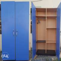 A brand new foreign wood wardrobe for sale