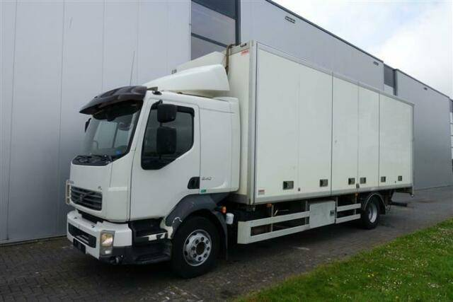 Volvo FL240 4X2 SIDE OPENING MANUAL EURO 4 - 2007