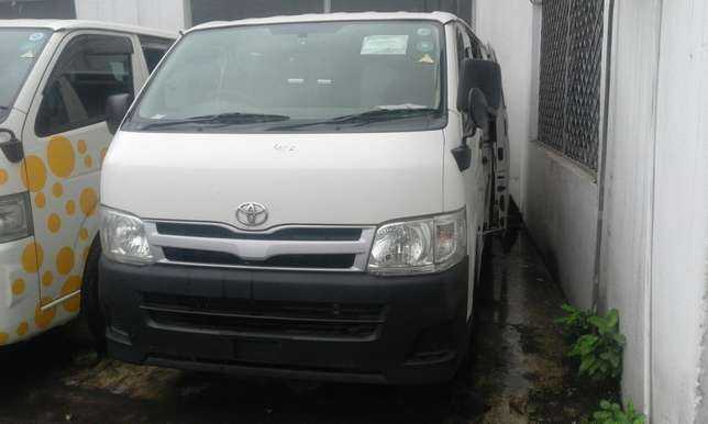 Toyota hiace petrol depot of 900 for 12 /14months 2010 kcN Mombasa Island - image 7