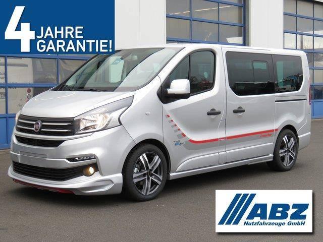 Fiat Talento Sportivo Shuttle L1H1 145 / Klima/ AHK - 2019