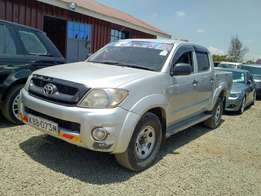 Toyota Hilux 2007 Local