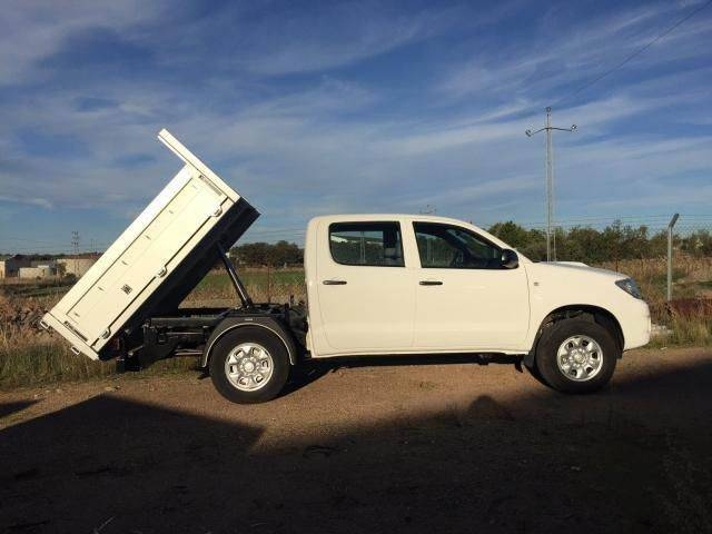 Toyota Hilux 2.5d-4d Cabina Doble Gx 4x4 - 2011