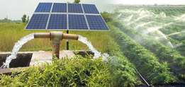 Solar water pumps systems and water dam for sale in Mombasa and Nairob