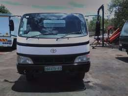 2007 Toyota Dyna 5 ton dropside for sale