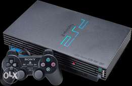 Selling PS2 Full set with A Flash of 4GB
