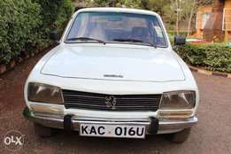 Peugeot 504 Saloon Quick Sale