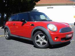 2008 Mini Cooper 6 speed