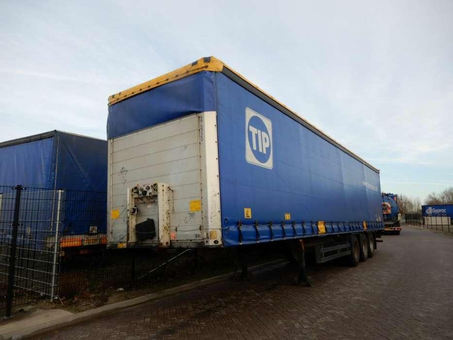 Schmitz Cargobull S01 Curtains / Saf Drum - 2008