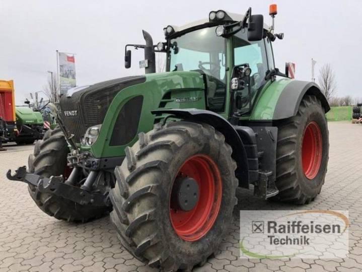 Fendt 936 vario - 2011