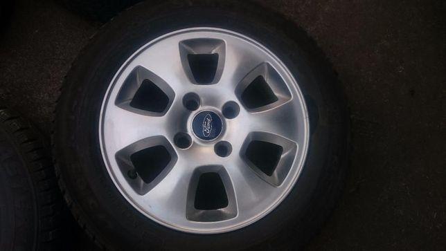 Alufelgi 14 Ford Fiesta Mk7 Fiesta Mk6 Fusion Focus I 4x108 Et375