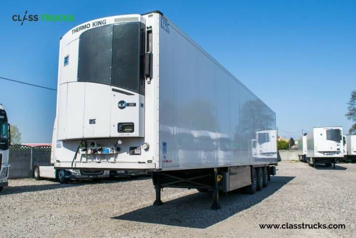 Schmitz Cargobull SKO24/L - FP 45 ThermoKing SLXi300 - 2017