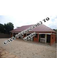Fancy double self contained in Namugongo at 350k