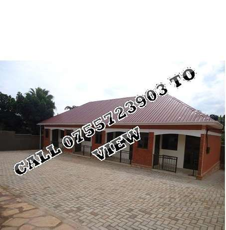 Fancy double self contained in Namugongo at 350k Wakiso - image 1