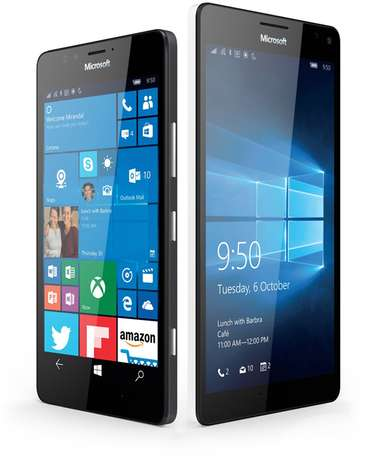 Microsoft Lumia 650 brand new sealed ksh 16,999.with warranty. Nairobi CBD - image 1