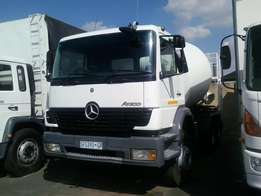 Concrete Mixers For Mercedes Atego For Sale