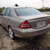 Foreign used C230 super clean