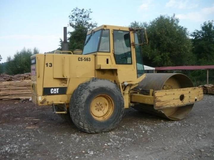 Caterpillar CS563 - 1992