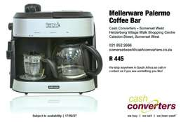 Mellerware Palmero Coffee Bar