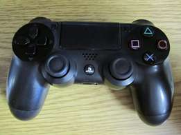 Slightly Used PS4 controller