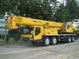 Mobile,tuck mounted,tower and overhead crane training