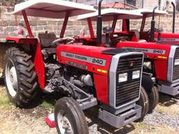 New 2016, Model MF 240, Small But Powerful, Up 8 Acres/ 8 Hr