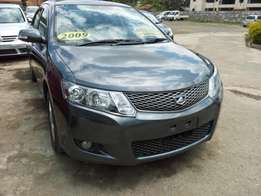 Toyota allion 2009 model