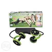 Revoflex Xtreme Fitness Exercise Trainer - Green & Black