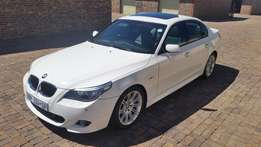 523i A/T M-Sport With Sunroof and Full Service History