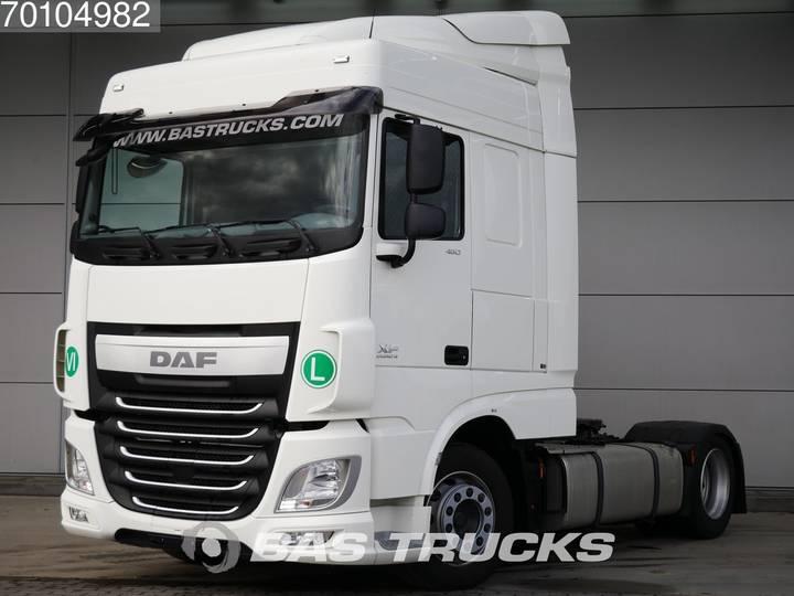 DAF XF 460 4X2 Mega Standklima Euro 6 - 2015