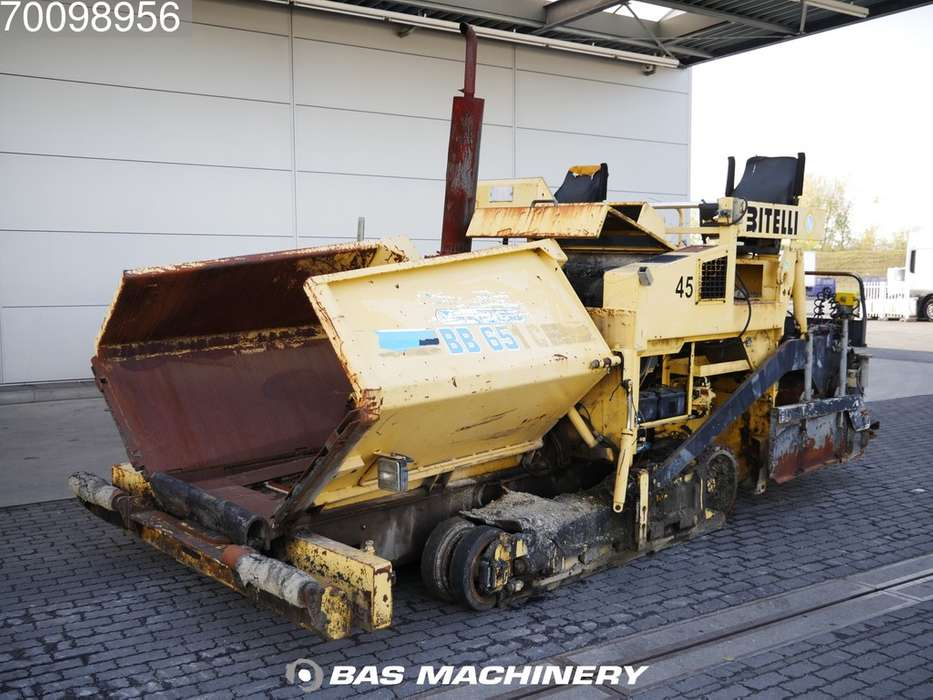 Bitelli BB 651C - 2002