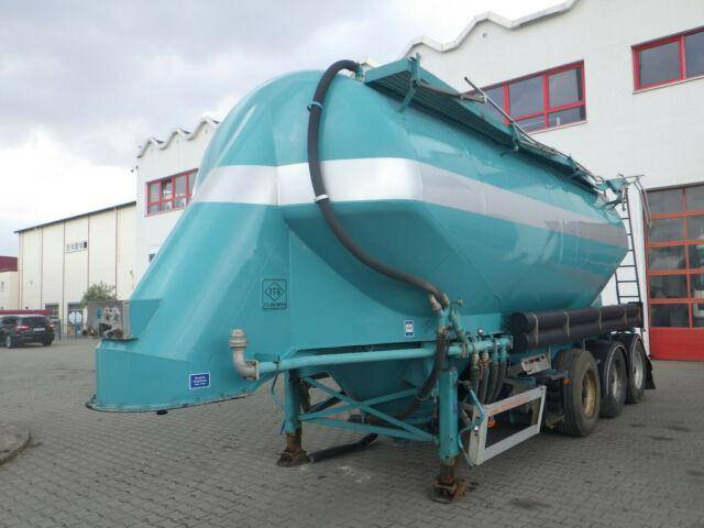 Feldbinder EUT 35.3 EUTERSILO 35M? - 2008