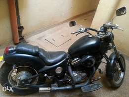 Custom Honda Cruiser motorbike for sale!!