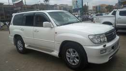 Land cruiser 100 series on quick sale