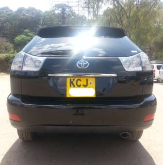 Toyota Harrier, 2009 Model, KCJ. Nairobi CBD - image 7