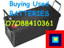Uused Solar batteries in Awoyaya Ajah