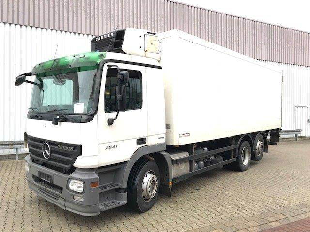 Mercedes-Benz Actros 2541 L 6x2 Actros 2541 L 6x2 Kuhlkoffer, Carrier,