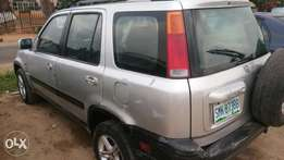 Honda crv 2000 model firstbody
