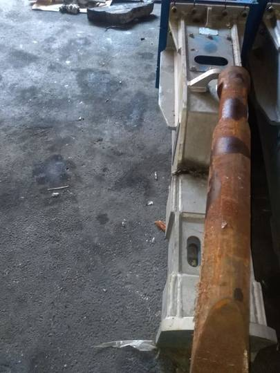 Hammer MONTABERT XL1500 Hydraulic Breaker - 2016