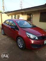 Rio. Good mileage, sound engine. Buy and drive. Bought brand new.