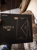 Infinix note 4 pro with xpen for sale
